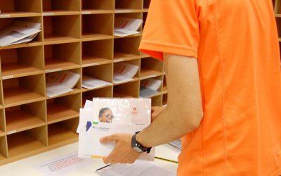 UNIPOST. Reparto postal