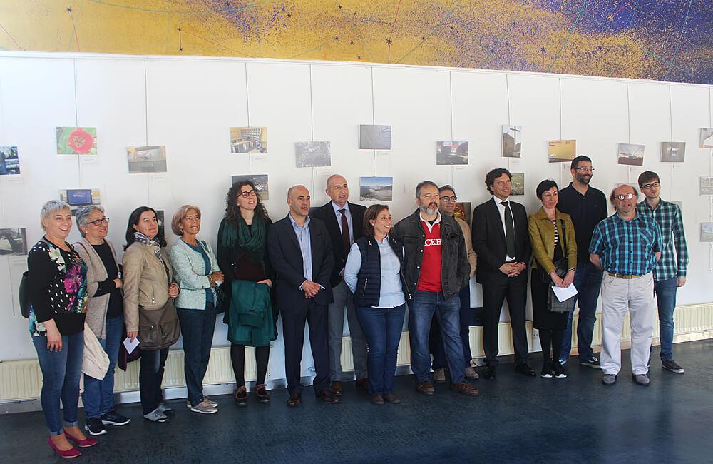 Exposición fotográfica de usuarios de la red de Salud Mental de León