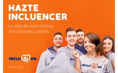 Incluencer, un nuevo término para la inclusión. «Hazte Incluencer»