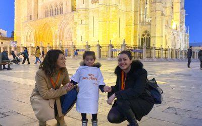 Vaya con Laia, una cuenta por la inclusión de personas con Sindrome de Down