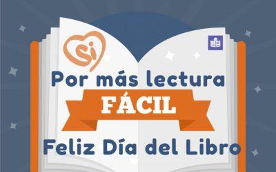23 de Abril: Por más Lectura Fácil en el Día Internacional del Libro