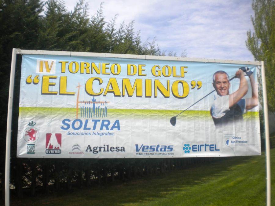 Próxima edición del IV del Torneo de Golf EL CAMINO de SOLTRA