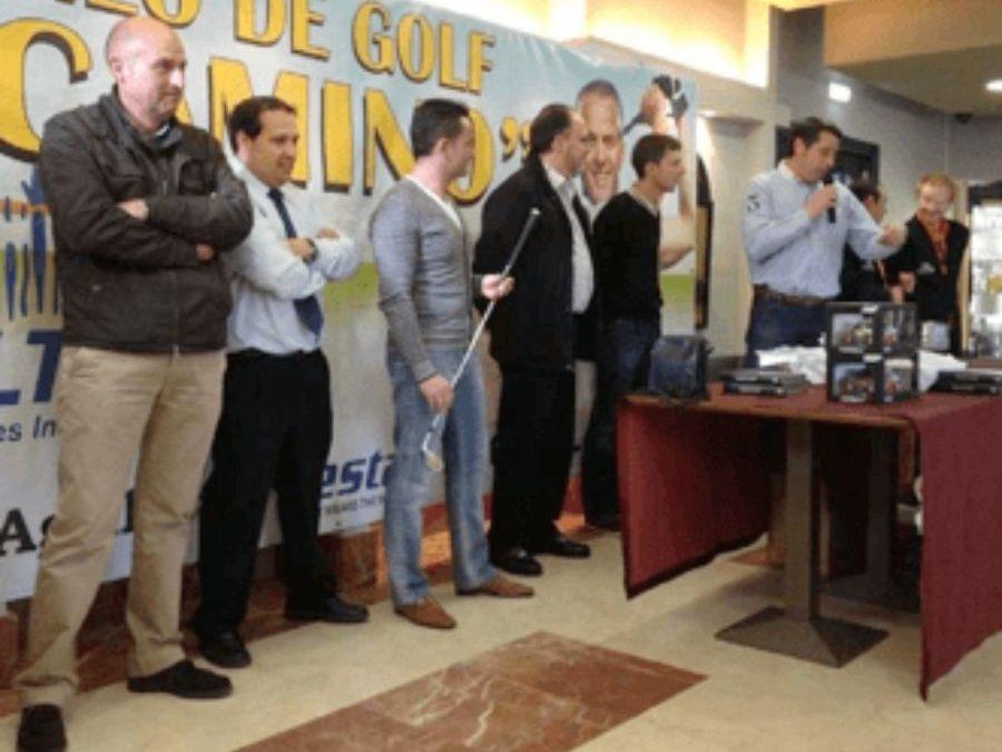 """SOLTRA con el deporte: V edición del Torneo de Golf """"El Camino"""""""
