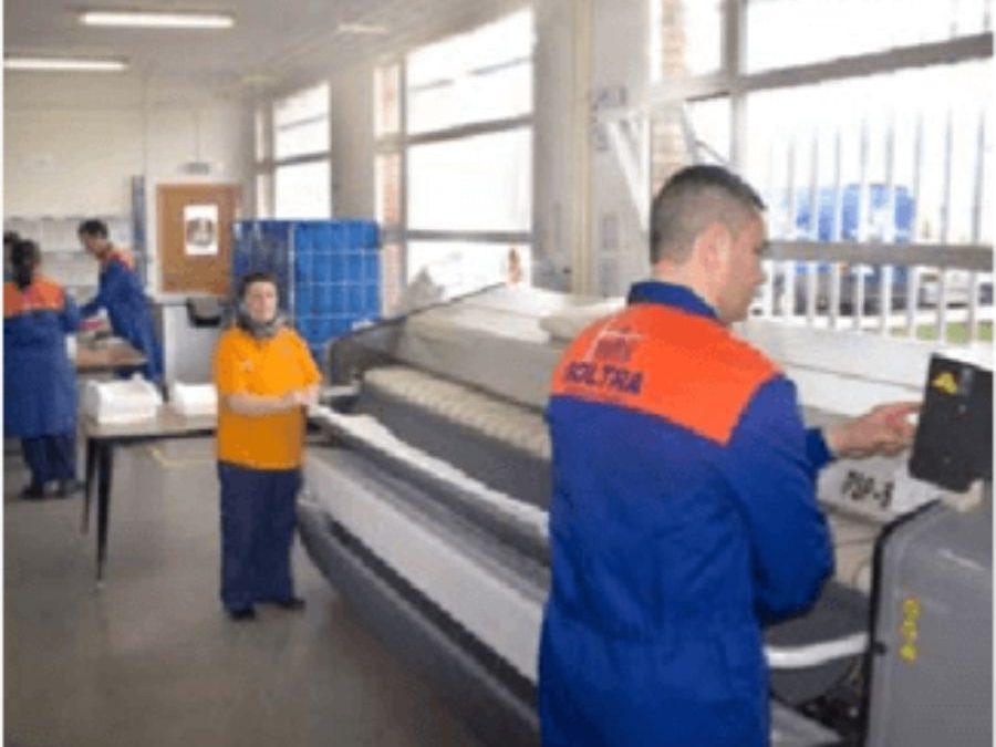 SOLTRA continúa ampliando sus servicios de Lavandería en León