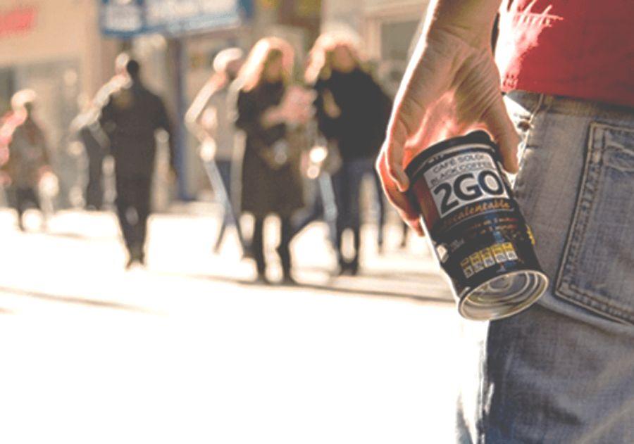 """SOLTRA produce la revolucionaria lata de """"Fast Drinks 2Go"""""""