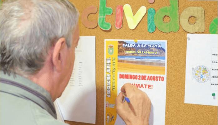 """Primer Aniversario de la Residencia y Centro Ocupacional """"DOÑA CINIA"""""""