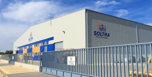 Se cumplen tres años de la nave de Soltra en Villadangos del Páramo