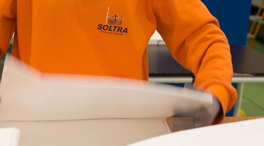 SOLTRA se adjudica el servicio de Lavandería de los Centros de Salud