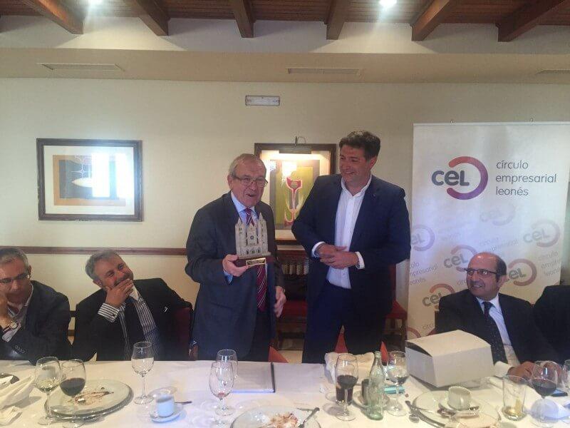 Iñaki Alkorta (Grupo Gureak) protagoniza un nuevo Encuentro del CEL