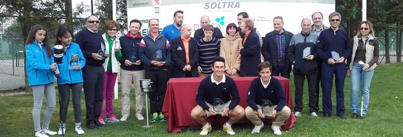 El golf también juega para la integración de las personas con discapacidad