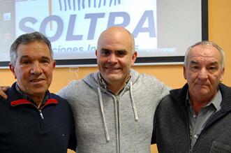SOLTRA despide a Ramón y José , sus dos primeros jubilados. ¡Gracias!
