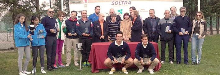 SOLTRA celebra el VIII Torneo de Golf El Camino con 100 participantes