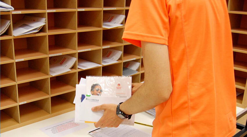 UNIPOST y SOLTRA trabajan de la mano en el reparto postal