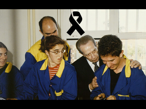 Fallece en Mexico nuestro fundador, Don Antonino Fernández