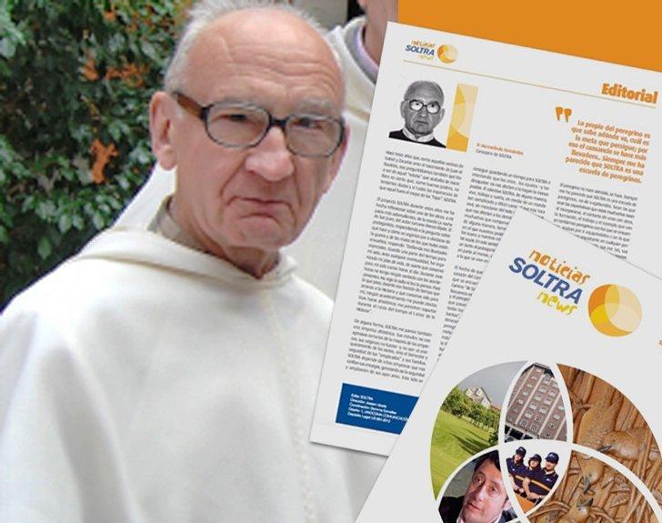 Fallece el Padre Hermelindo, Prior Dominico y Consejero de SOLTRA