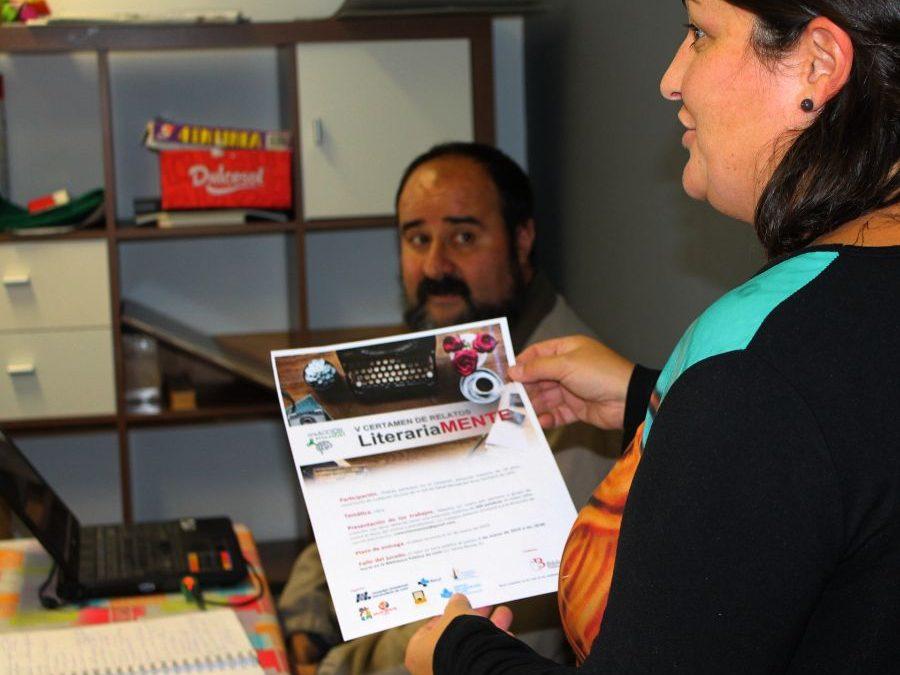 Manuel Ferrero imparte un taller de microrrelatos en Fundación SOLTRA