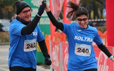 SOLTRA participa en 'La Carrera de las Empresas'