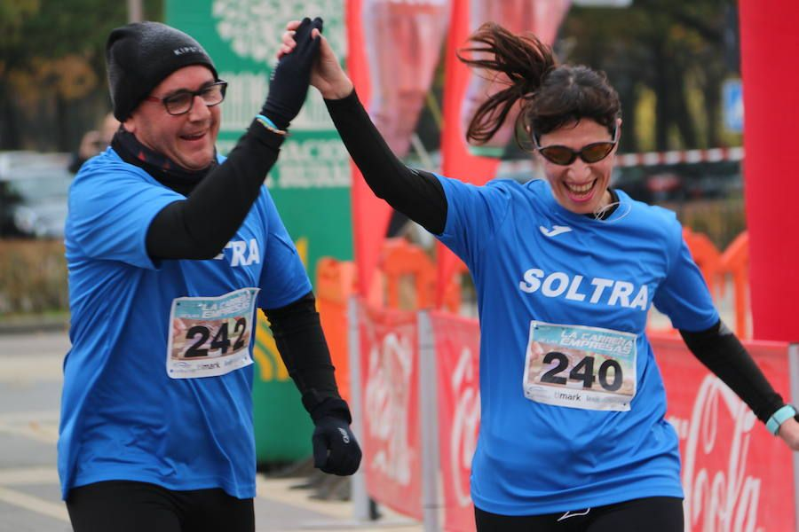 Empleados de SOLTRA participan en 'La Carrera de las Empresas'