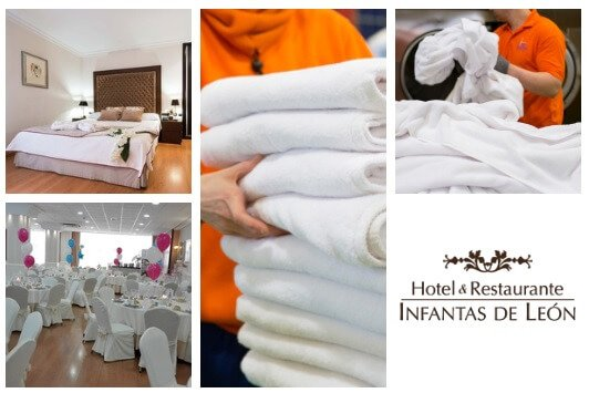 SOLTRA to provide laundry service to Hotel Fc Infantas de León