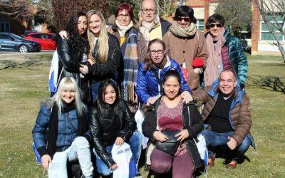 Las instalaciones de SOLTRA reciben la visita de alumnos del Ateneo Leonés