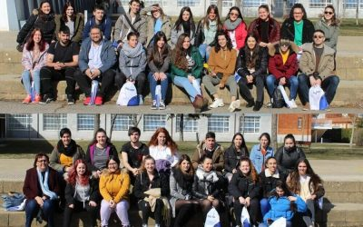 Students from the University of León visit SOLTRA