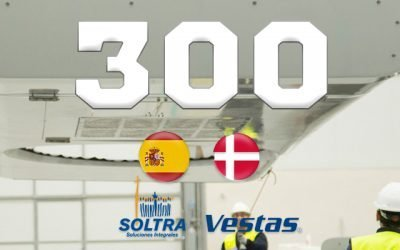 SOLTRA achieves production of its 300 machine in Denmark