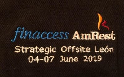 SOLTRA's headquarters of Strategic Offsite León 2019. Finaccess – AmRest