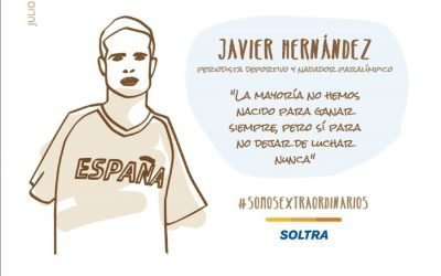 "Javier Hernandez, ""Head to Head"", journalist and olympic swimmer"