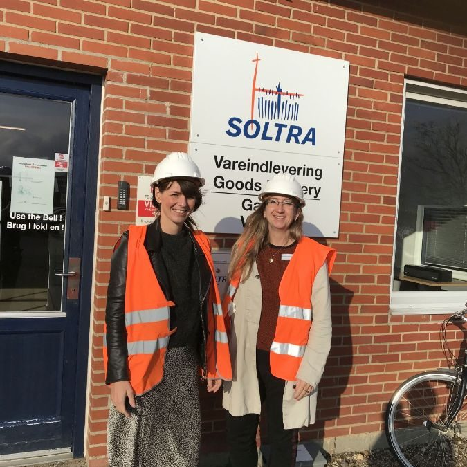 SOLTRA participates in the Langtidsrask Project in Denmark