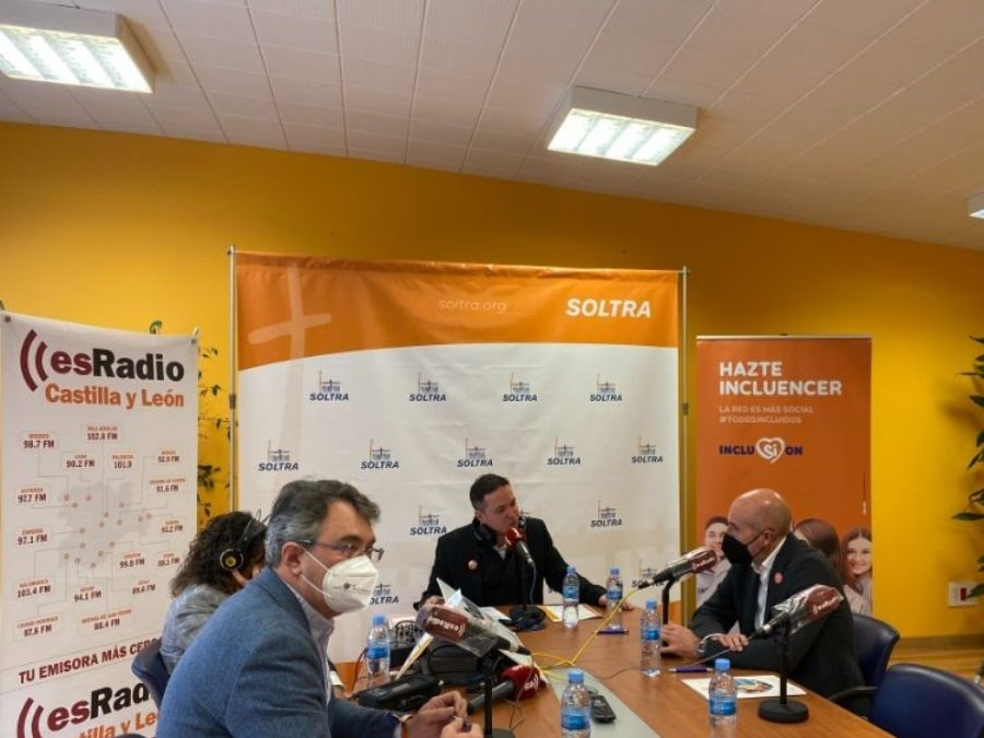 A day of disability on the airwaves for Castile and León thanks to EsRadio
