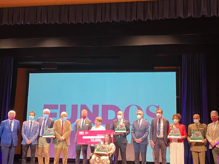 SOLTRA recibe el galardón a la «Mejor Iniciativa Social Privada» de FUNDOS
