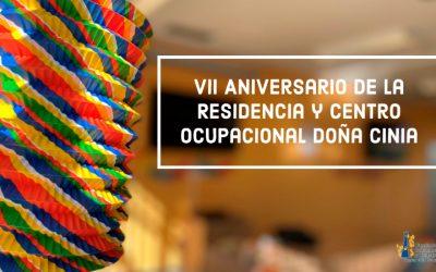 Protegido: VII Aniversario de la Residencia y Centro Ocupacional Doña Cinia