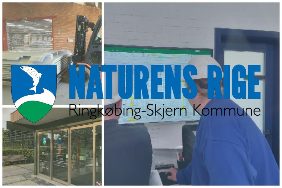 Ringkøbing – Skjern «Lugar para todos en el mercado laboral»