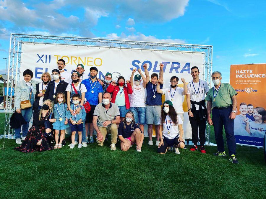 Deporte y solidaridad se unen en el Torneo de Golf El Camino